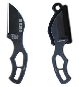 esee neck knife